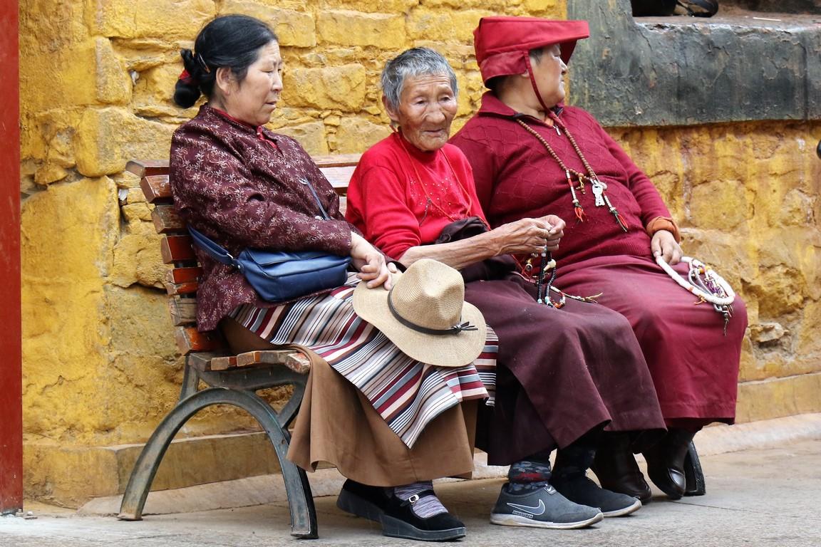 53 Alte Damen aus Lhasa (Copy)