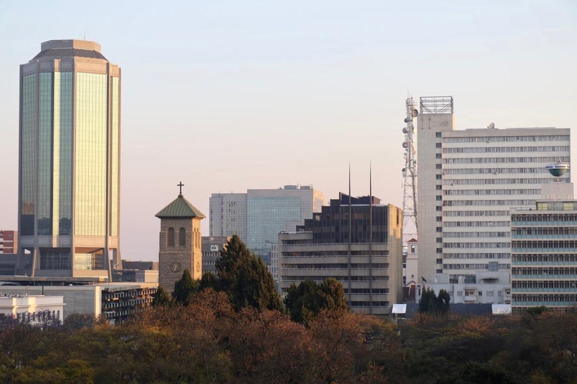 Modernes Harare (Copy)