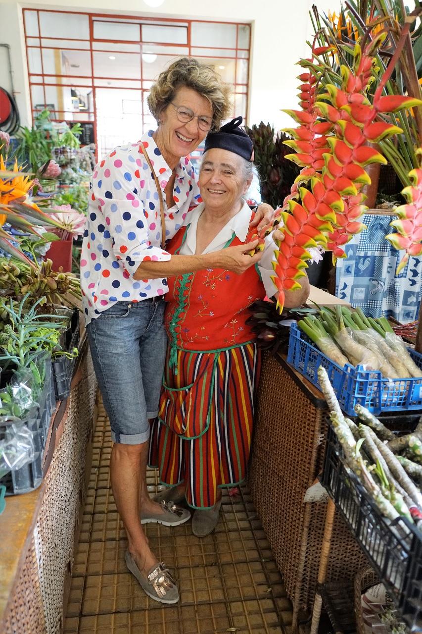 Blumenmarkt Funchal (1)