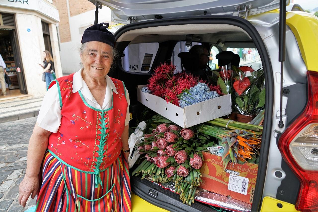 Blumenmarkt Funchal (3)