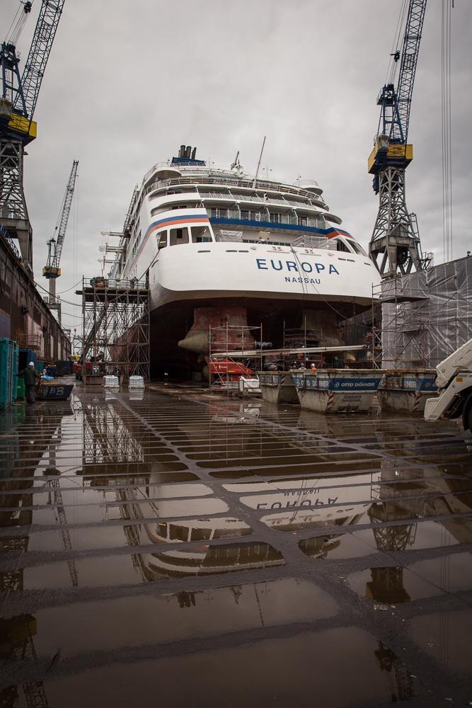 Werft-EUROPA-Hapag-Lloyd-Cruises-2