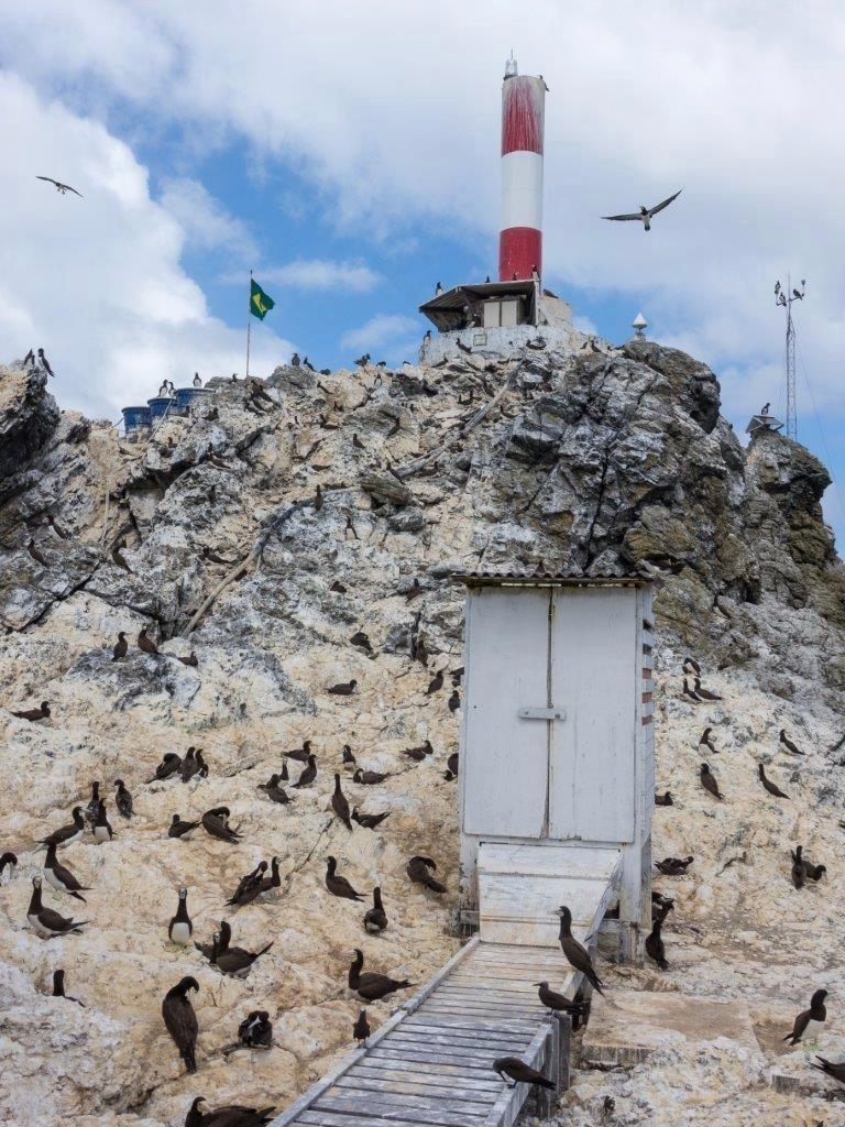 Der Leuchtturm auf Belmonte