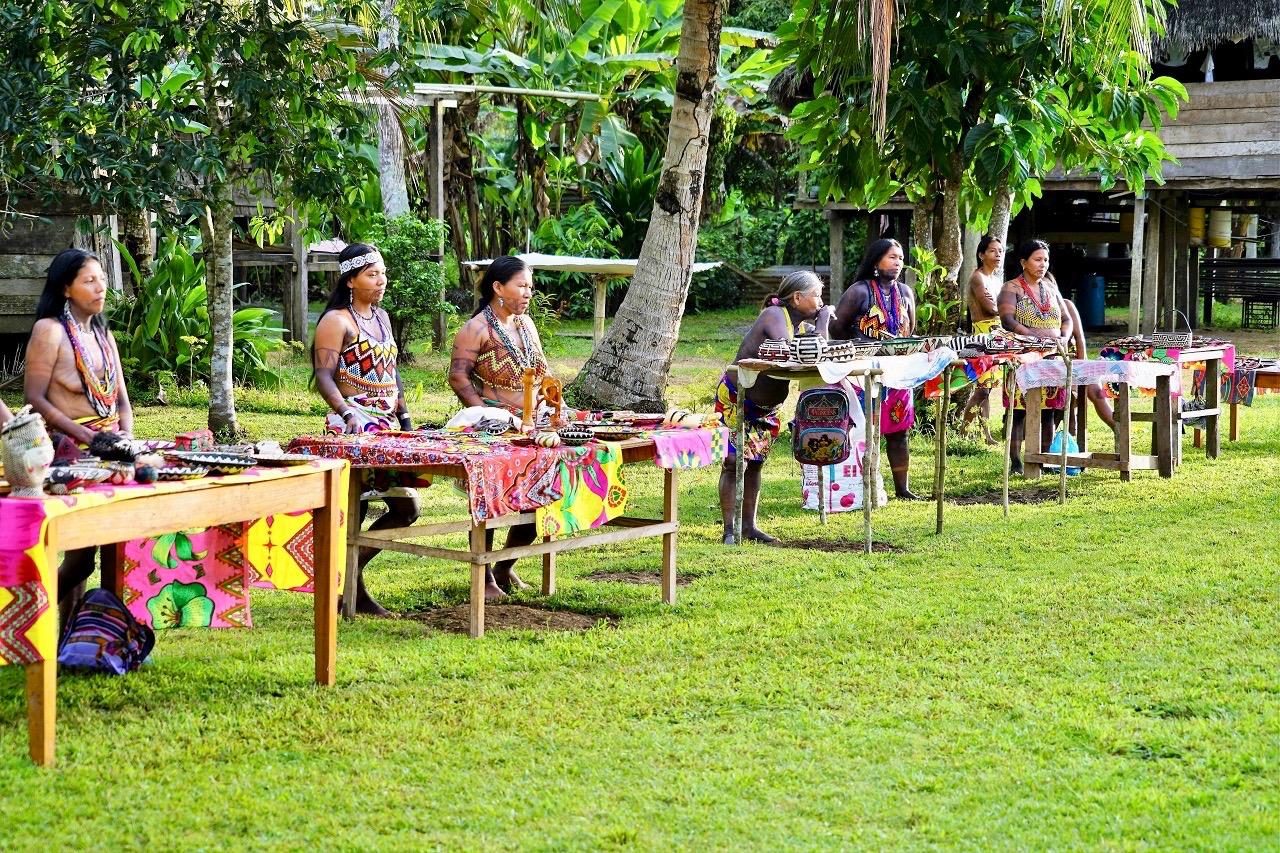 Embera-Indianer (4)