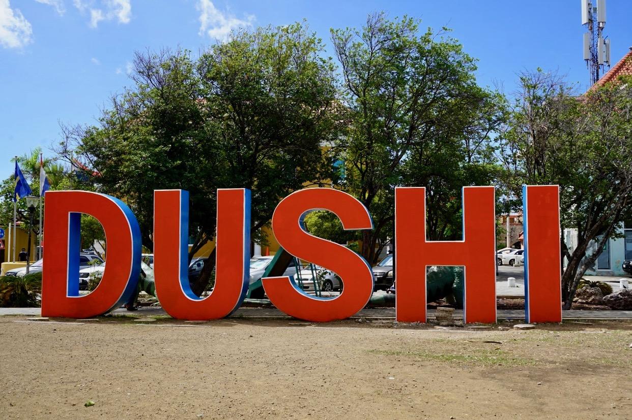 Willemstad - Curacao Duschi heißt Liebling