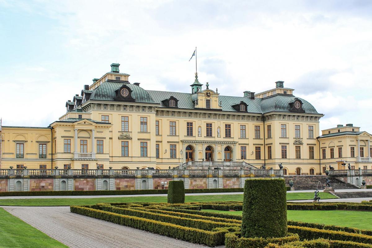 SchlossDrottningholm(C)Seick