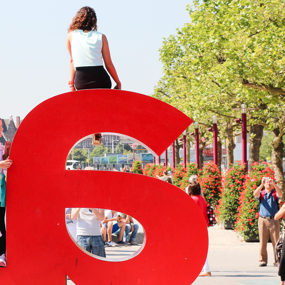 Amsterdam. City-Guide E2MAG. ©Susanne Baade
