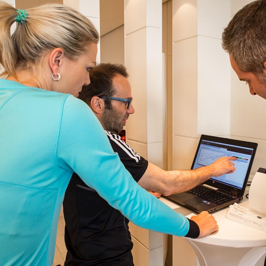 EUROPA2, Maria Höfl-Riesch stellt ihr Sportprogramm BE.YOU. an Bord vor. Foto Susanne Baade für HLKF