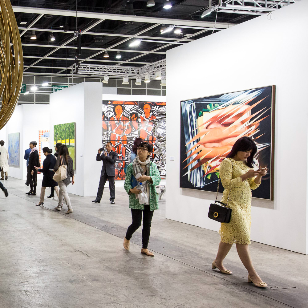 Photo by Jessica Hromas/Art Basel 2015