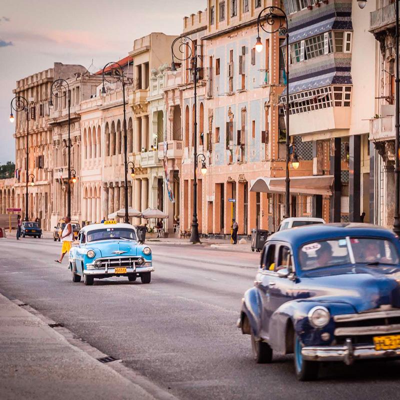 Kuba, Havanna 2011