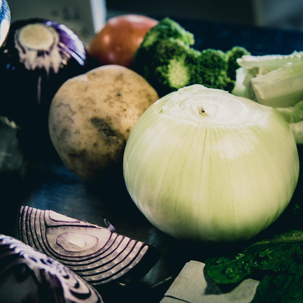 Veggie deluxe. Die moderne Gemüseküche der EUROPA 2: Kresse ...