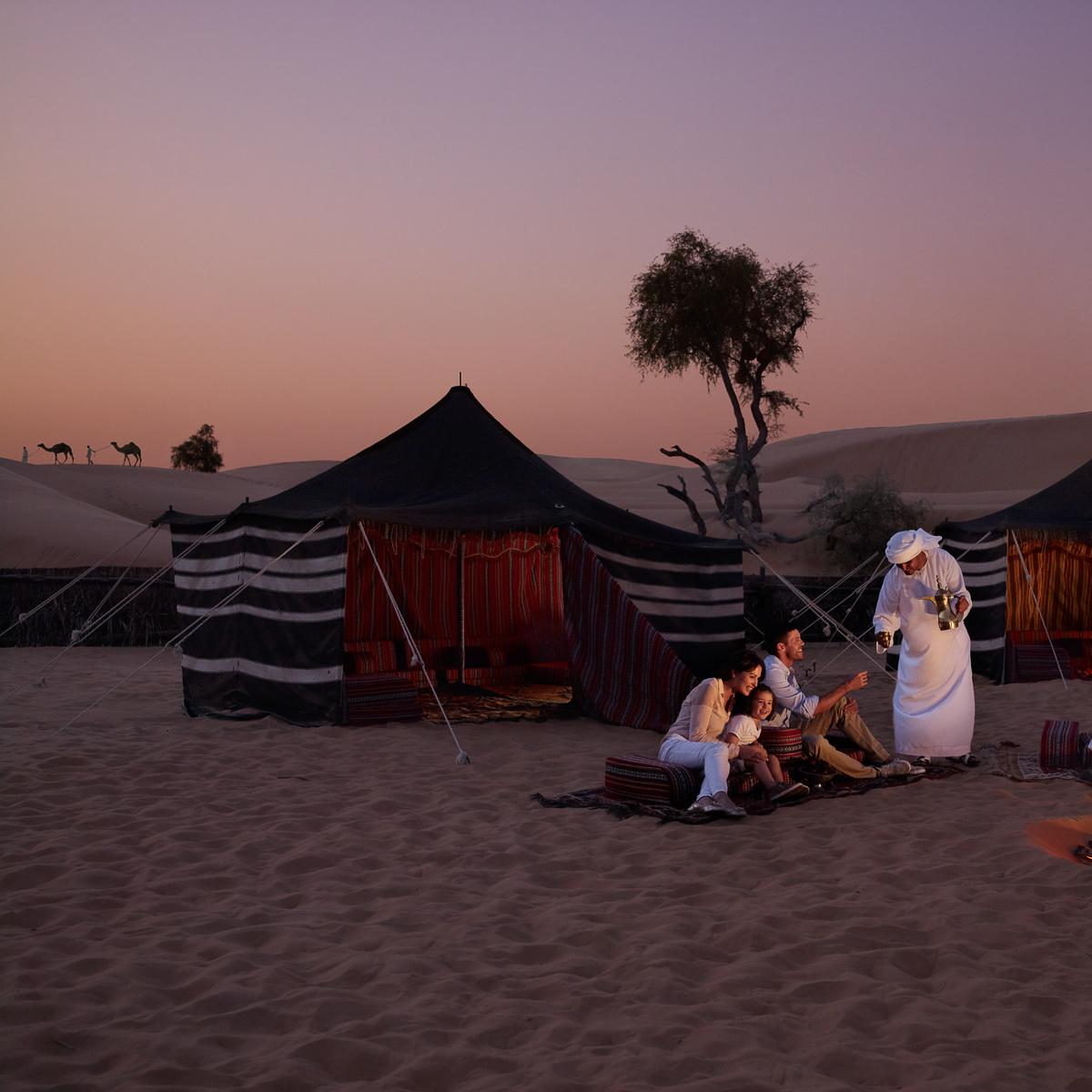 i7 Abu Dhabi Arabian Nights