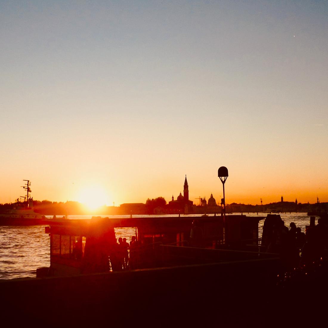 Venedig-Baade