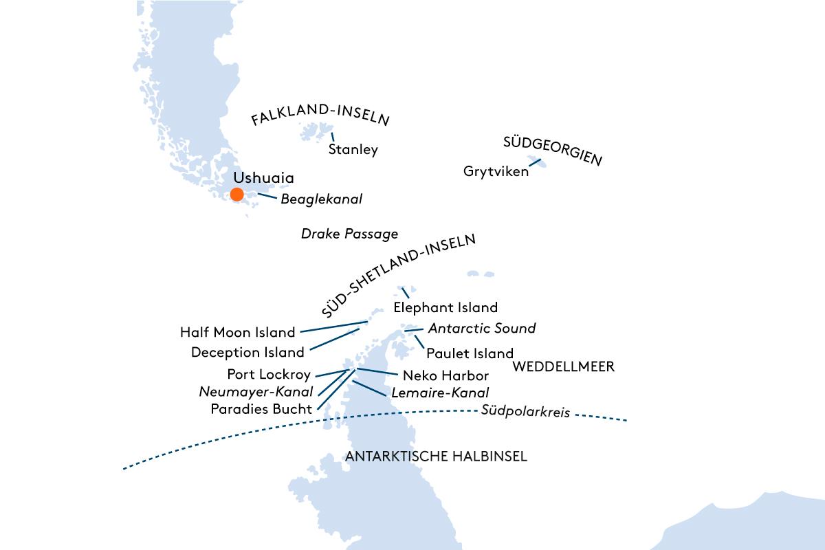 Kurs Nord